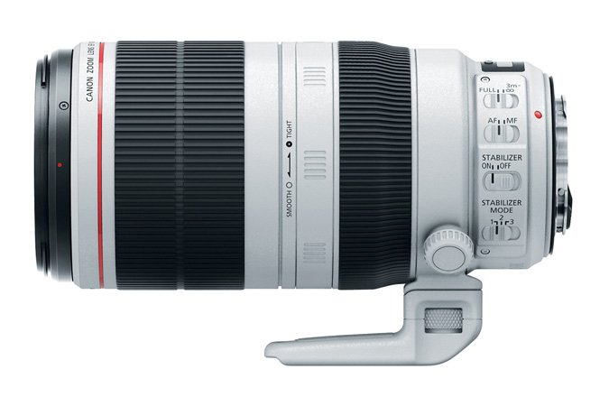 Canon 9524B002  Lens, EF 100–400mm f/4.5–5.6L IS II USM  9524B002