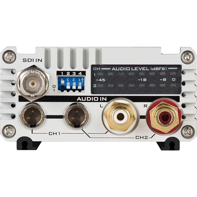 HD/SD-SDI Audio Embedder