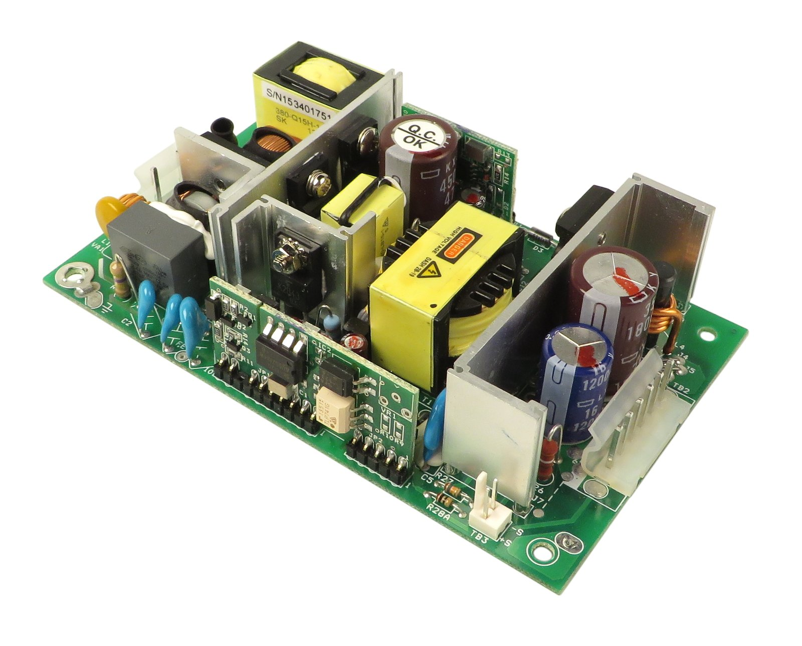 Switch Power Supply for Venue Profile