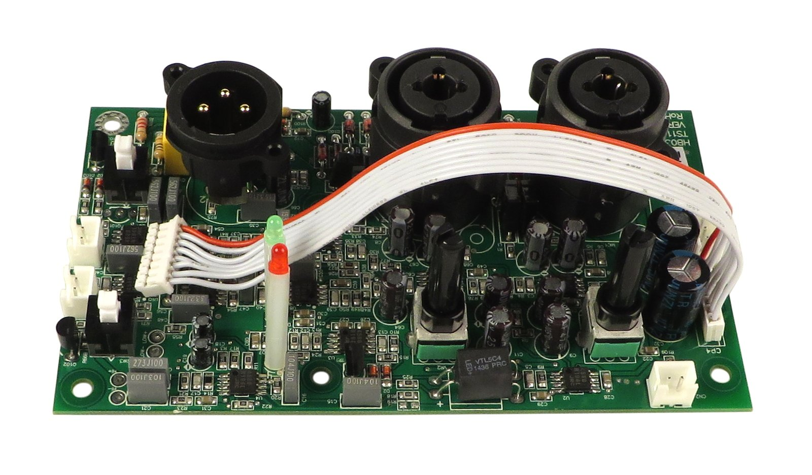 Input PCB for TS112A