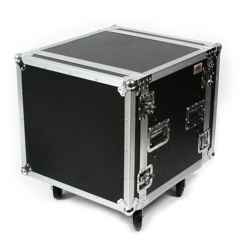 10 Space ATA Shock Mount Amp Rack