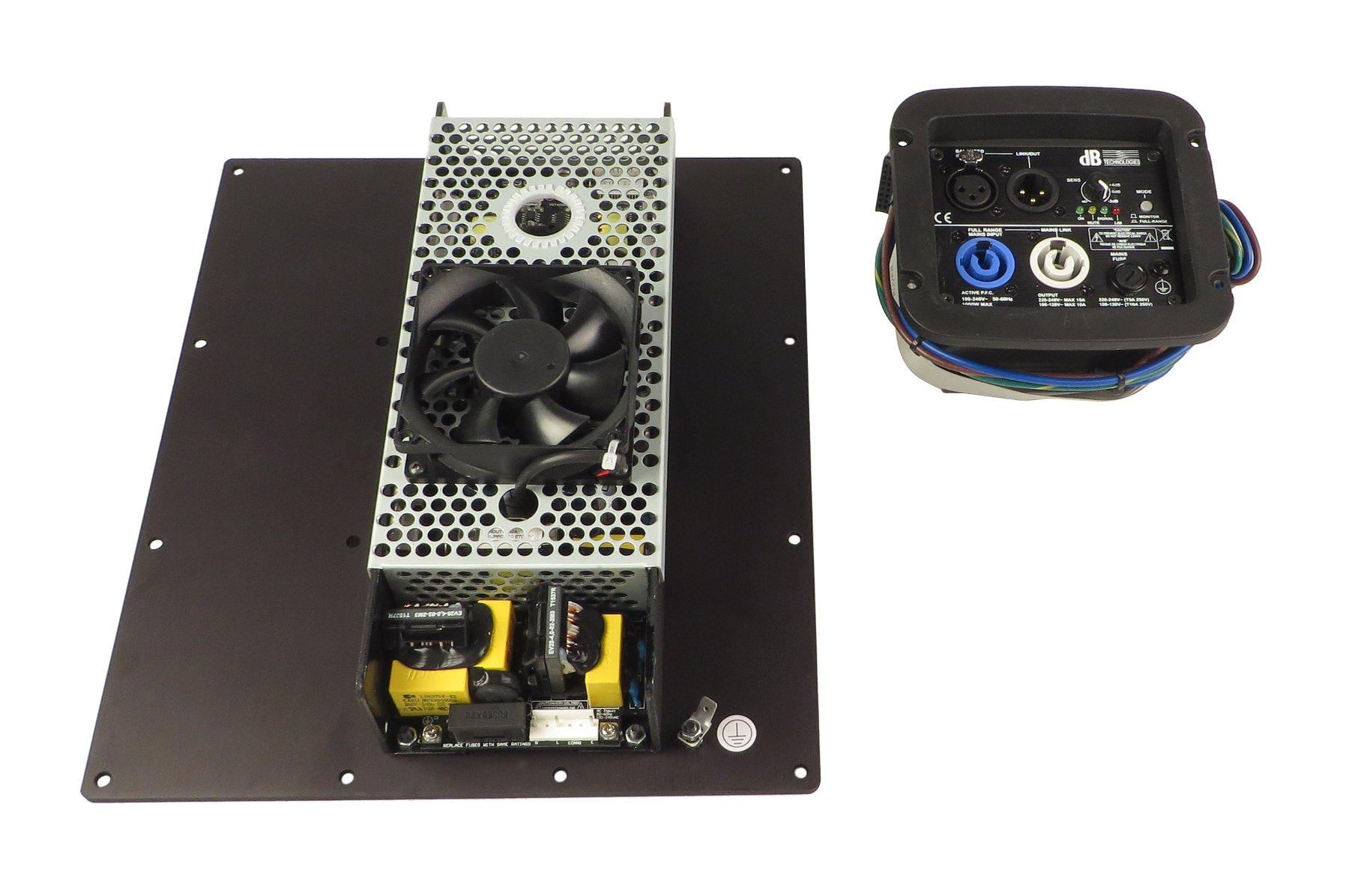 Amp Module for DVX DM15