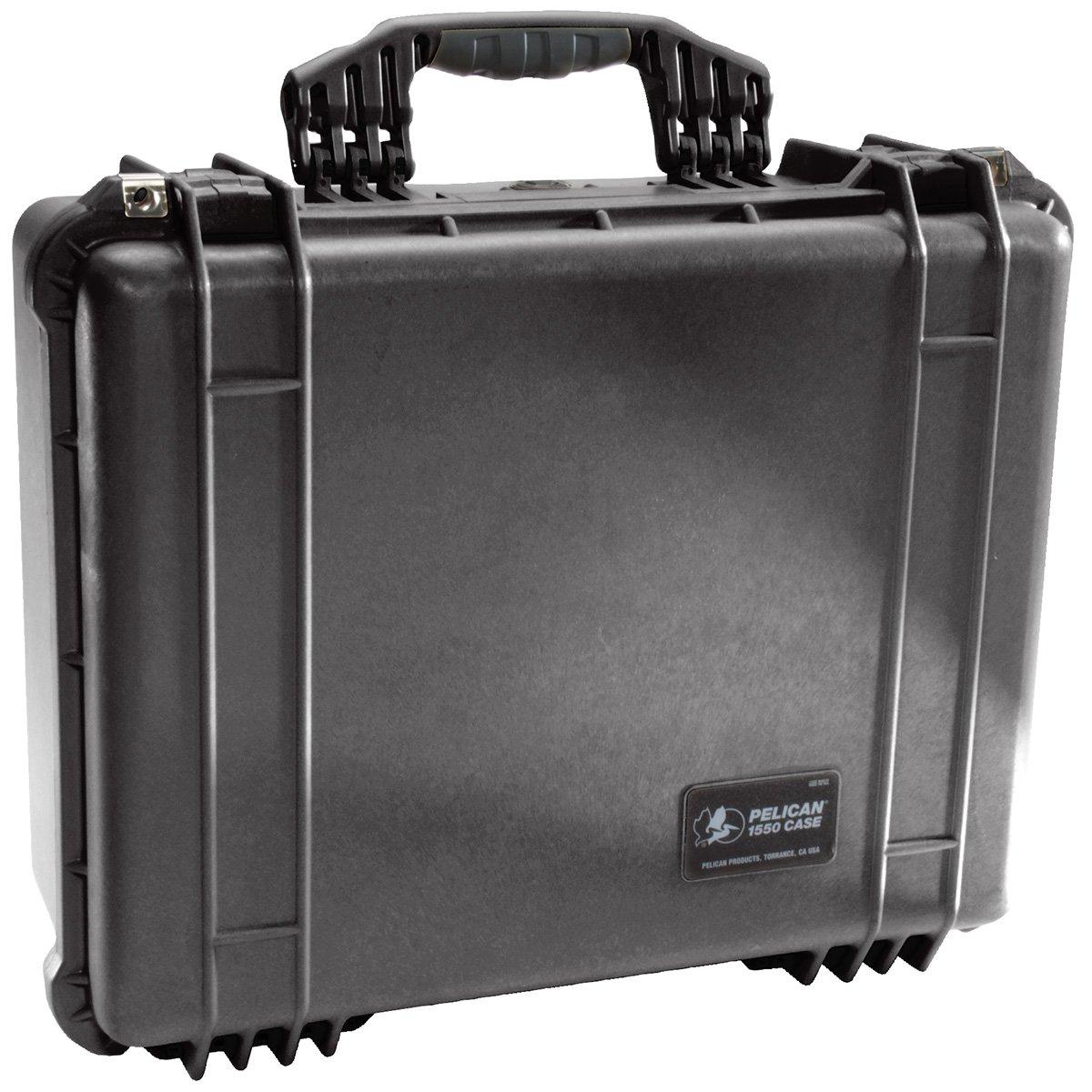 1550 Medium Case with TrekPak Case Divider System