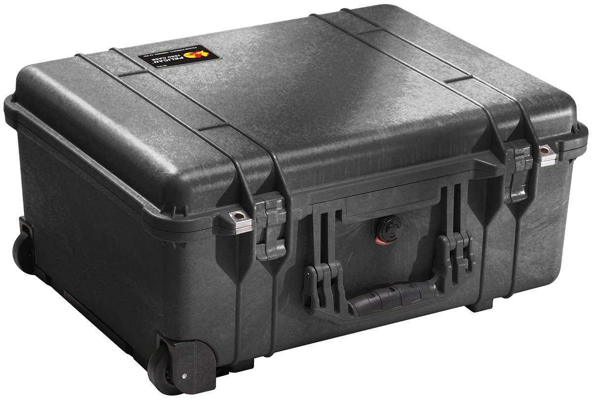 1560 Large Case with TrekPak Case Divider System