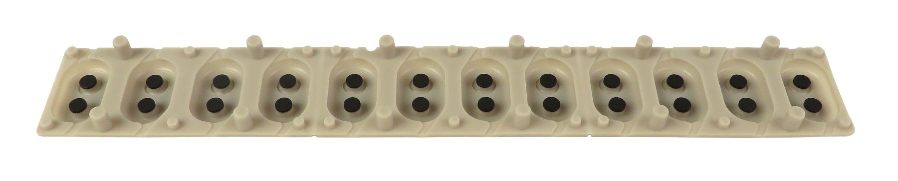 12-Key Contact Strip for Triton LE and PA Series