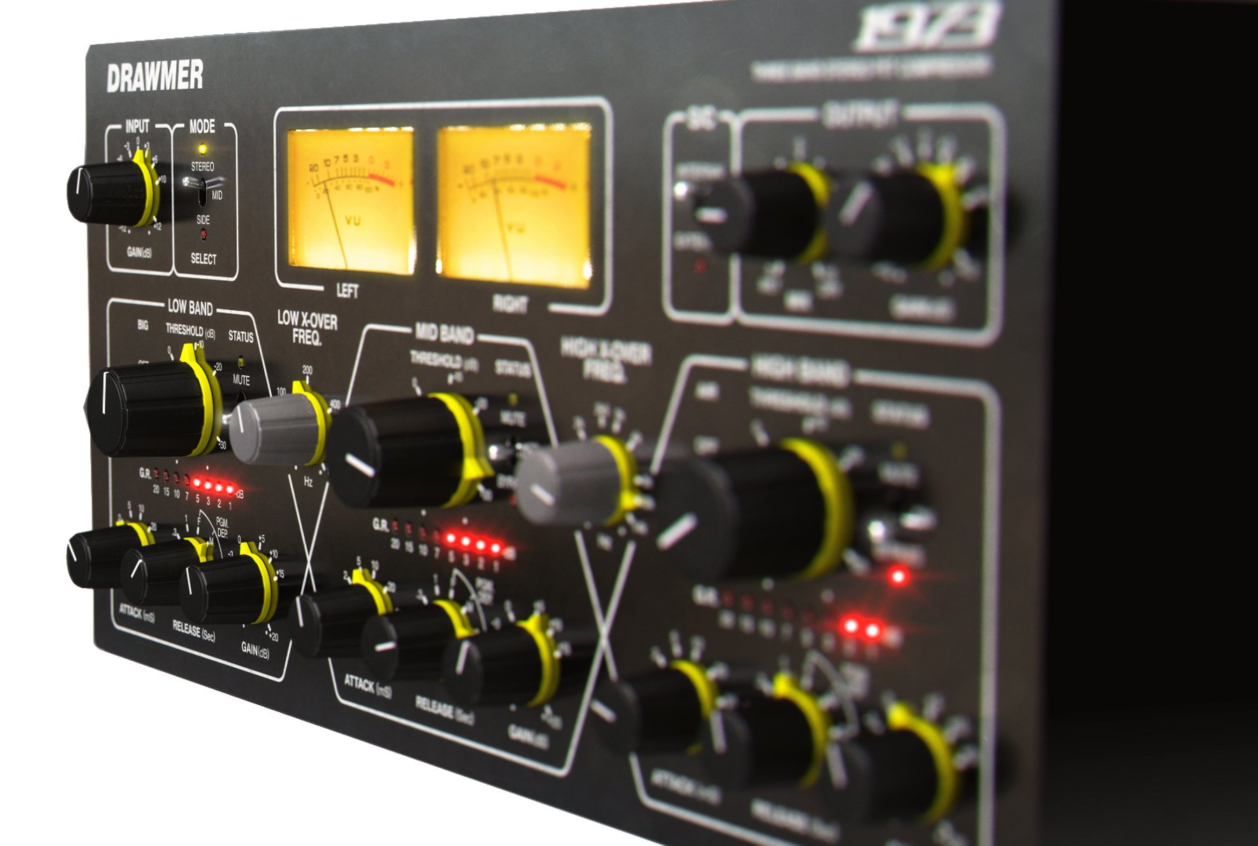Multi-Band Compressor with Full Control