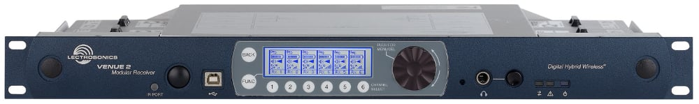 Modular Receiver System, Tunes Bands B1, C1, D1