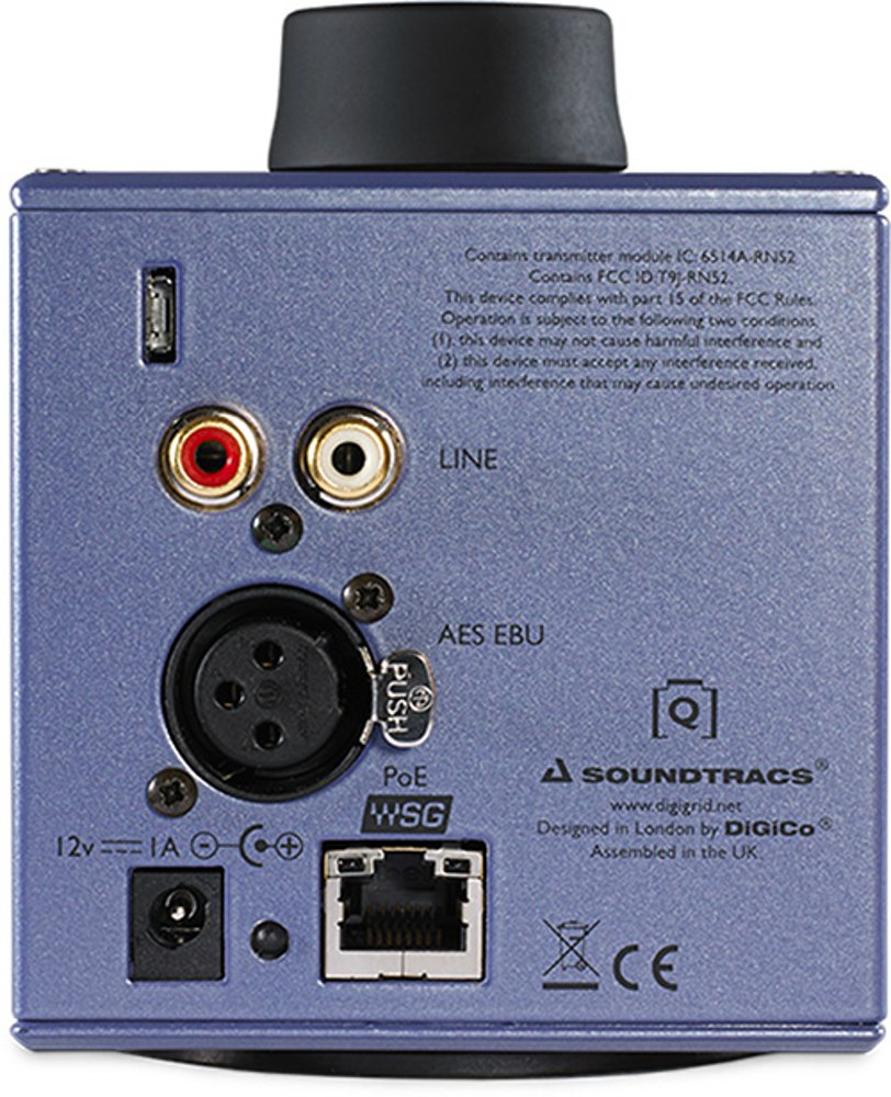 Headphone Amplifier Audio Interface