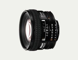 AF NIKKOR 20mm f/2.8D lens