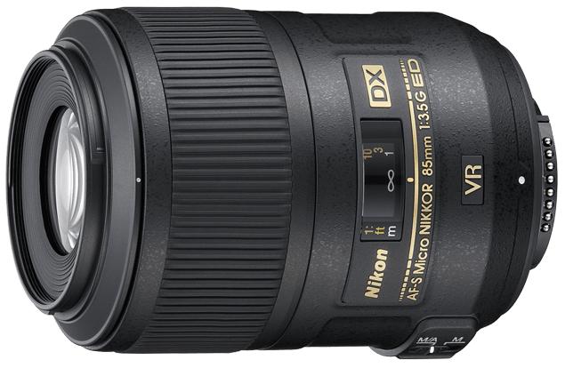 85mm f/3.5G ED VR Lens