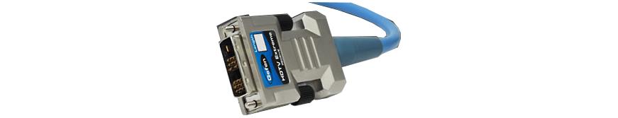 50 ft. HDTV DVI-D Fiber Optic Cable M/M
