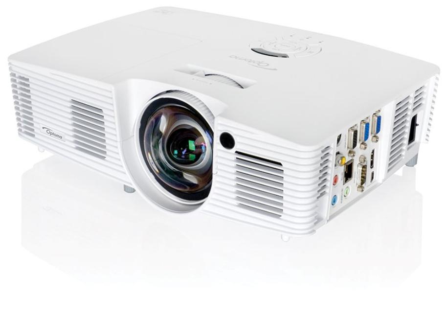 3600 Lumens WXGA 3D HDMI Projector