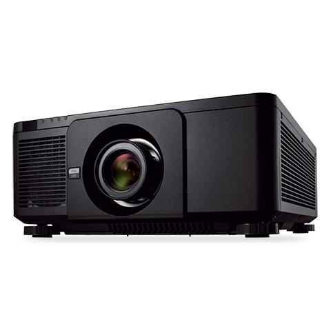 8000 Lumens WUXGA Black Projector
