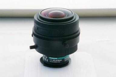 2.2~6mm Fujinon 3MP Verifocal F1.3 CS