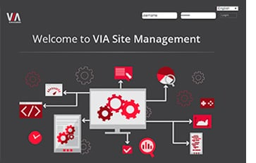 VIA Site Management License - Up to 100 Users