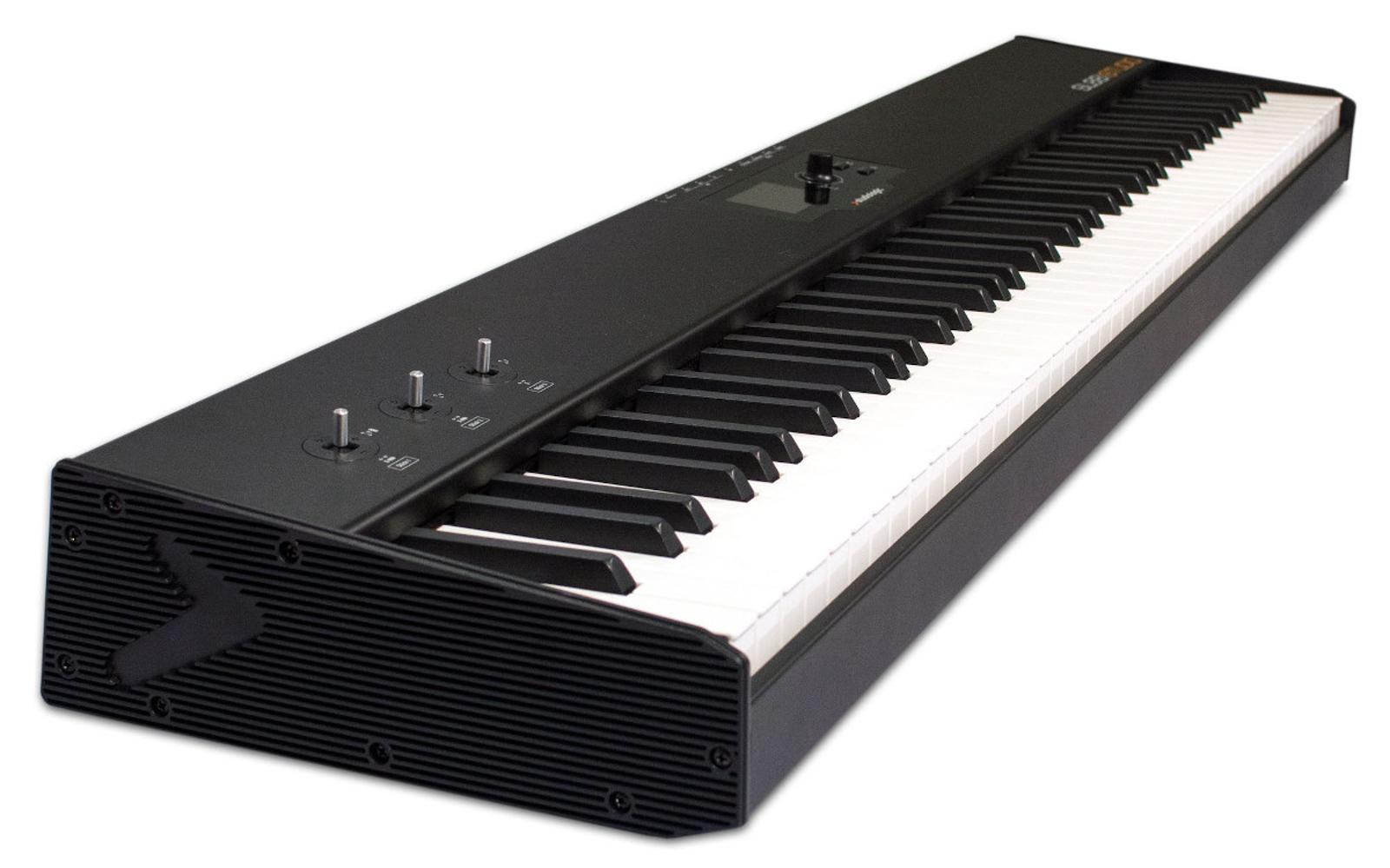 88-Note Lightweight USB/MIDI Controller