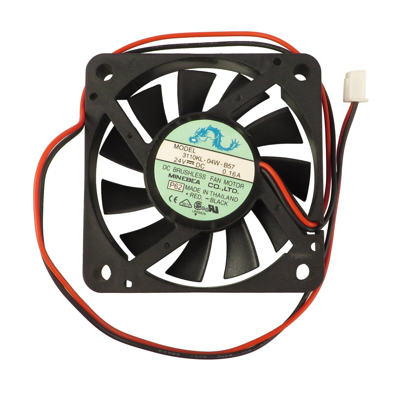 Fan for Puck Pro Zoom LED PAR