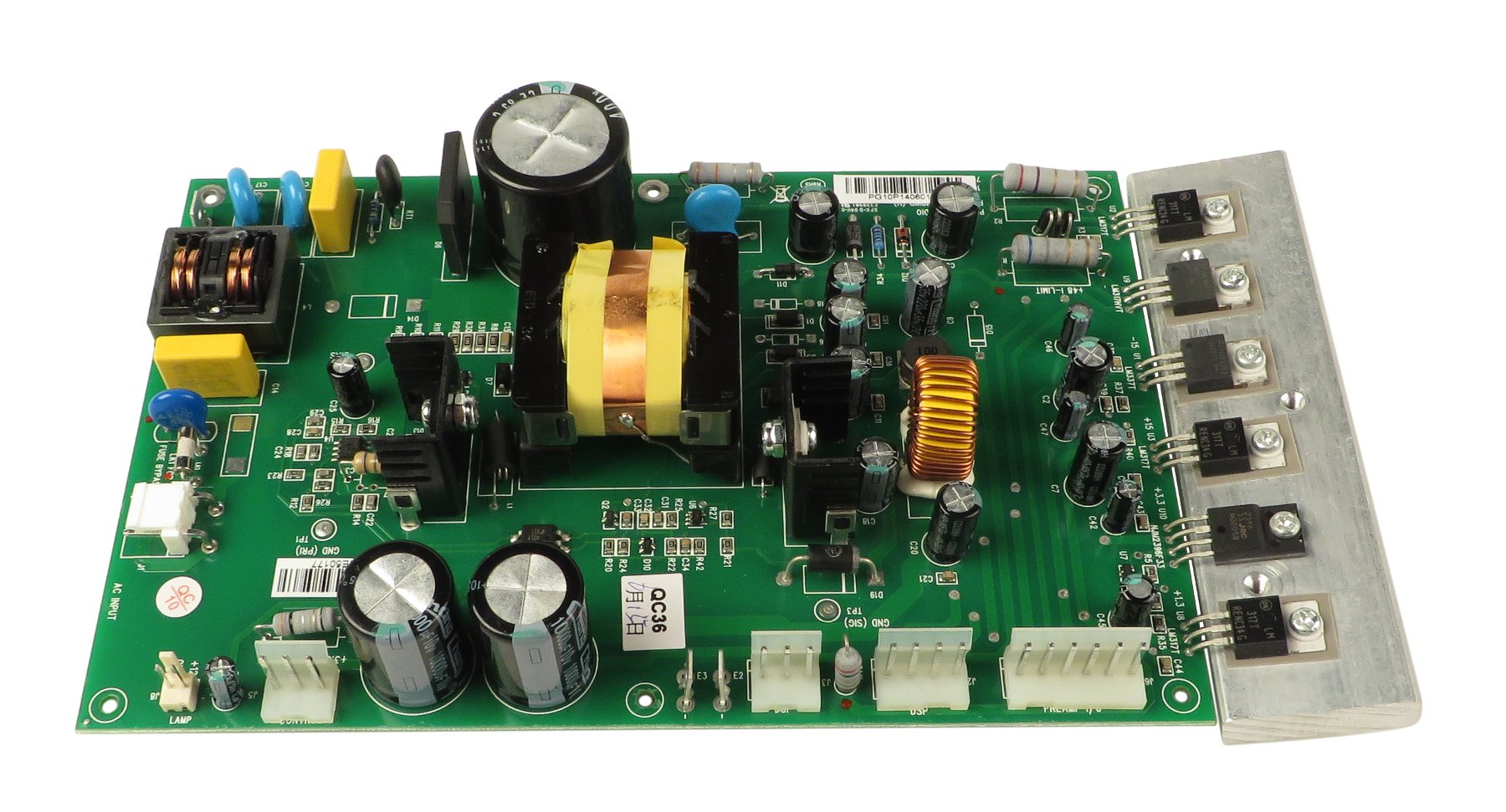 Power Supply PCB Assembly for StudioLive 16.4.2