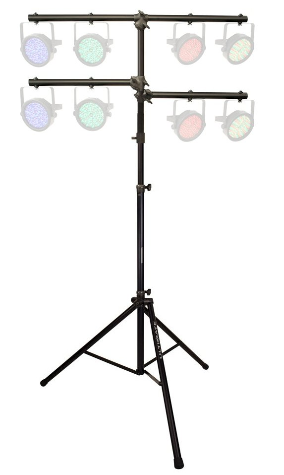 "Lighting Tree Package, Height Range from 7ft 2"" to 11ft 2"""