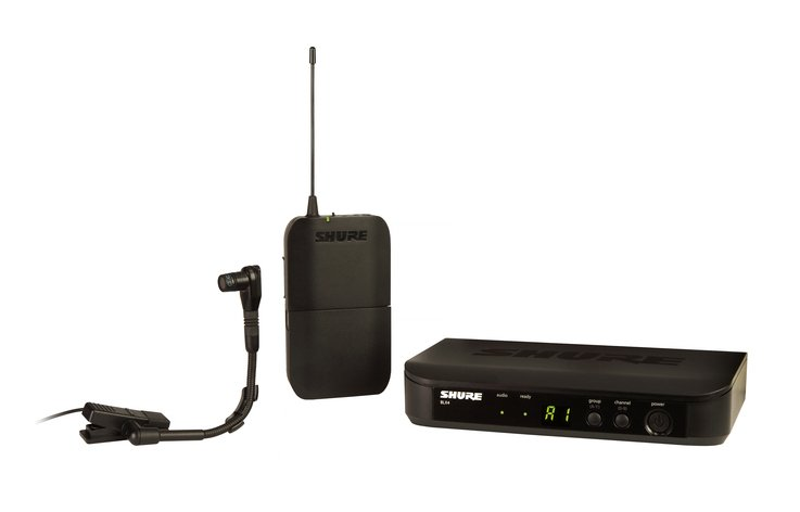 Instrument Wireless System With BETA 98 H/C Microphone