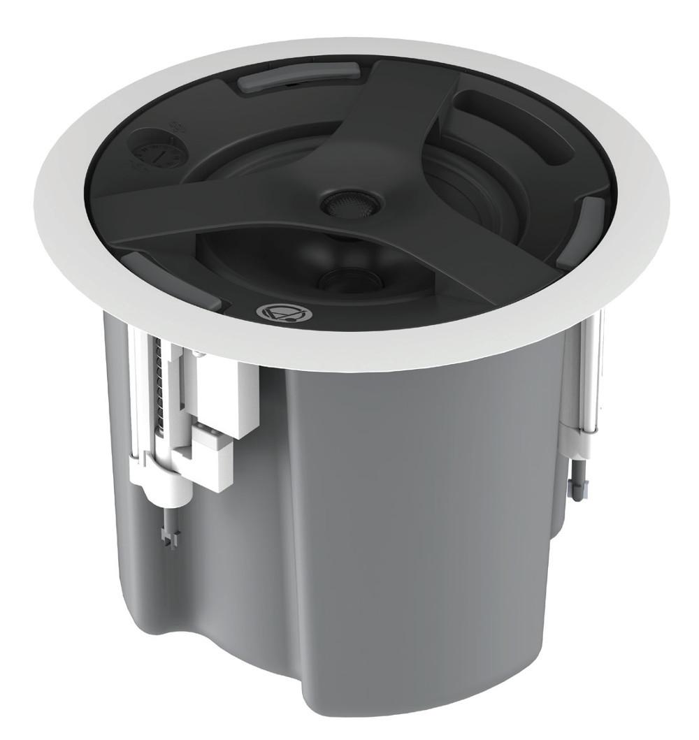 Atlas Sound FAP63T [RESTOCK ITEM] 6.5-Inches, 2-Way In-Ceiling Loudspeaker FAP63T-RST-02