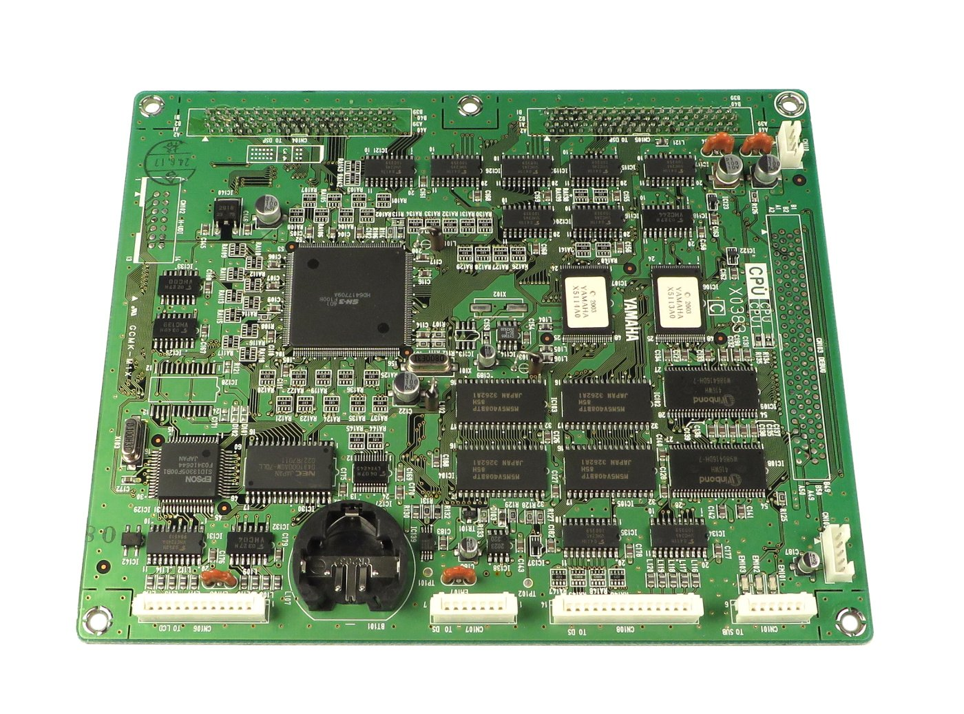 LCD Controller PCB Assembly for 02R96