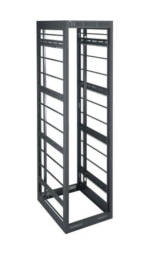 "Middle Atlantic Products VRK-44-36HLRD  44RU, 36"" Deep VRK Series Enclosure without Rear Door VRK-44-36HLRD"