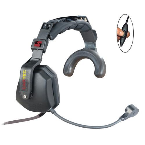 Eartec Co USSC1000IL Headset, SC1000 Single Inline PTT USSC1000IL