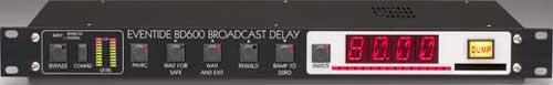 Eventide BD600  Broadcast Delay  BD600