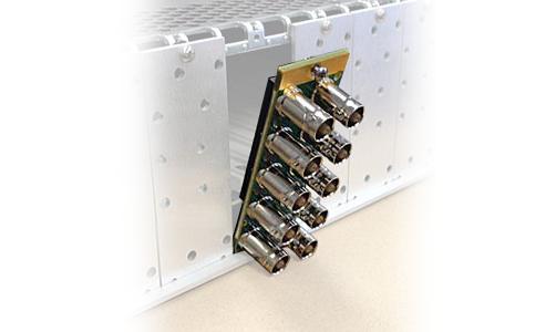10-BNC openGear Rear Connector Module