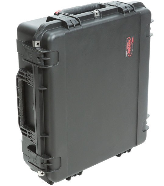 "iSeries Waterproof Case with Cubed Foam Interior, 24""x21""x7"""