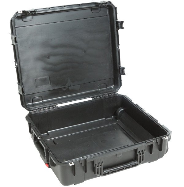 "iSeries Waterproof Case with Empty Interior, 24""x21""x7"""