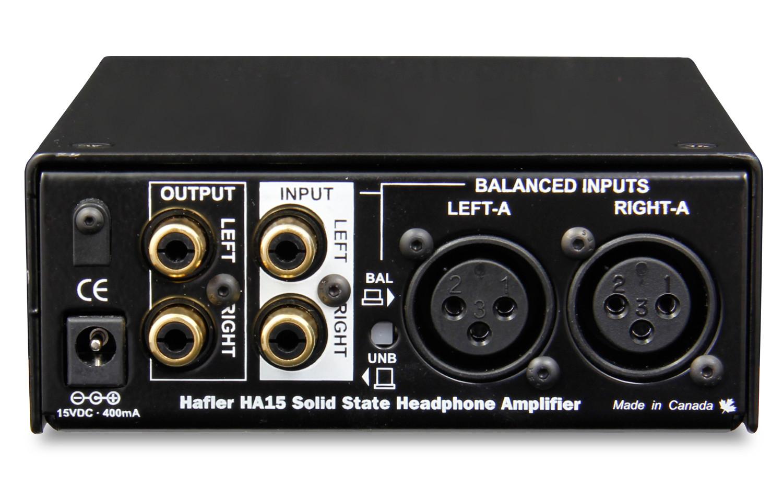 Audiophile Headphone Amplifier