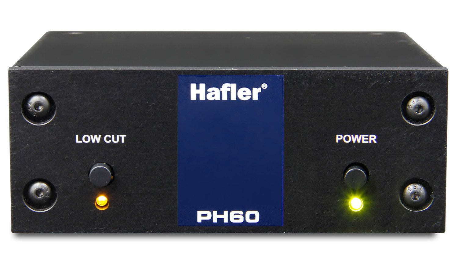 Phono Stage Preamp For Moving Coil Cartridges By Hafler Ph60 Full Modular Preamplifier Our Part Write The First Review