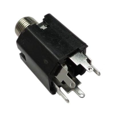 "Samson 8-40030007 1/4"" Metal Output Jack for TM500 8-40030007"