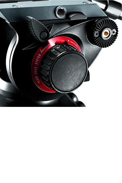 Pro Fluid Video Head with 75mm Hemisphere