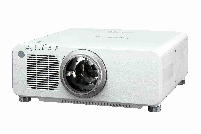 White 8500L 1DLP WUXGA Projector without Lens