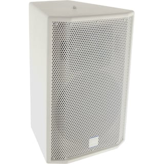 2-Way, 10-Inch Speaker With U-Bracket, White