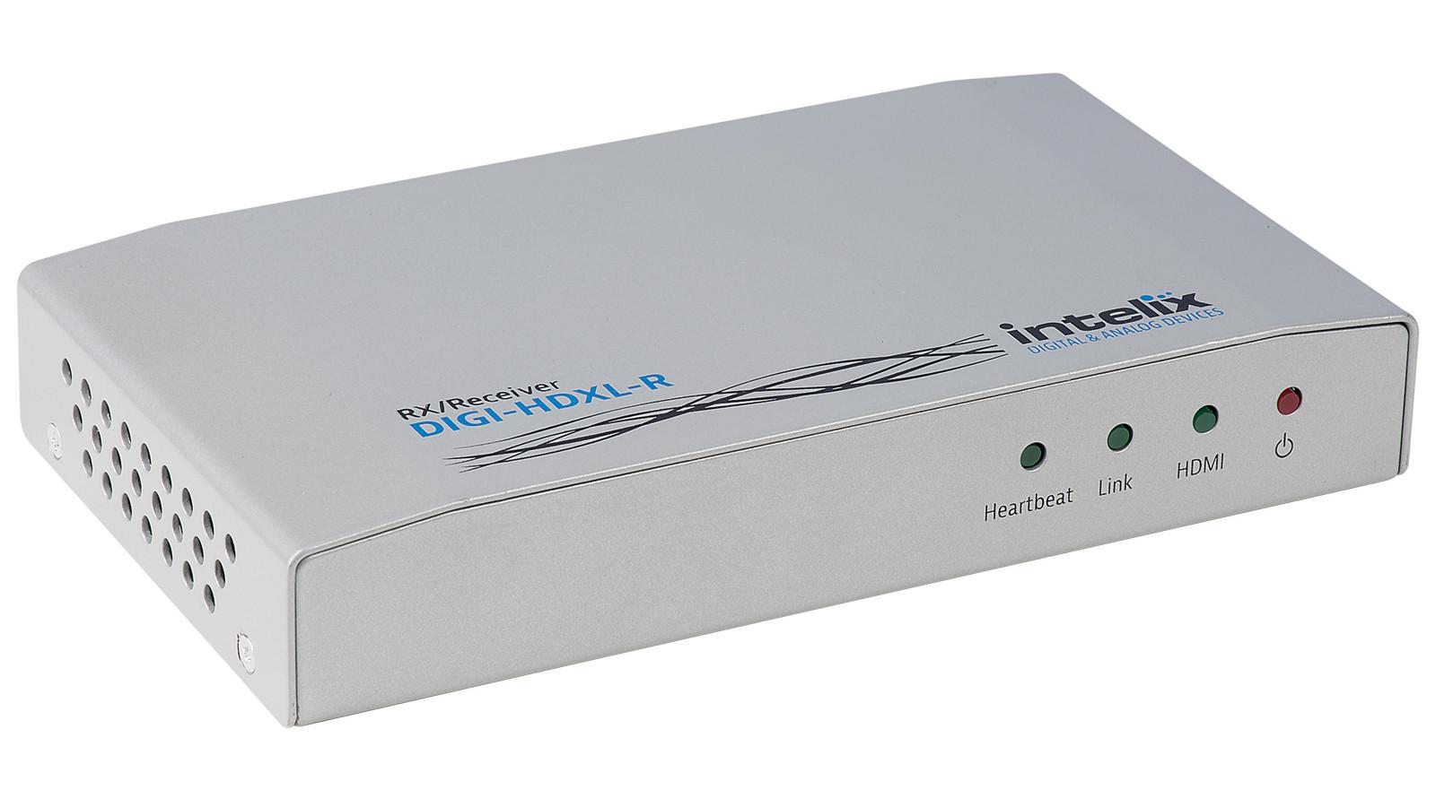 150 m HDBaseT HDMI Bi-Directional IR Ethernet Receiver