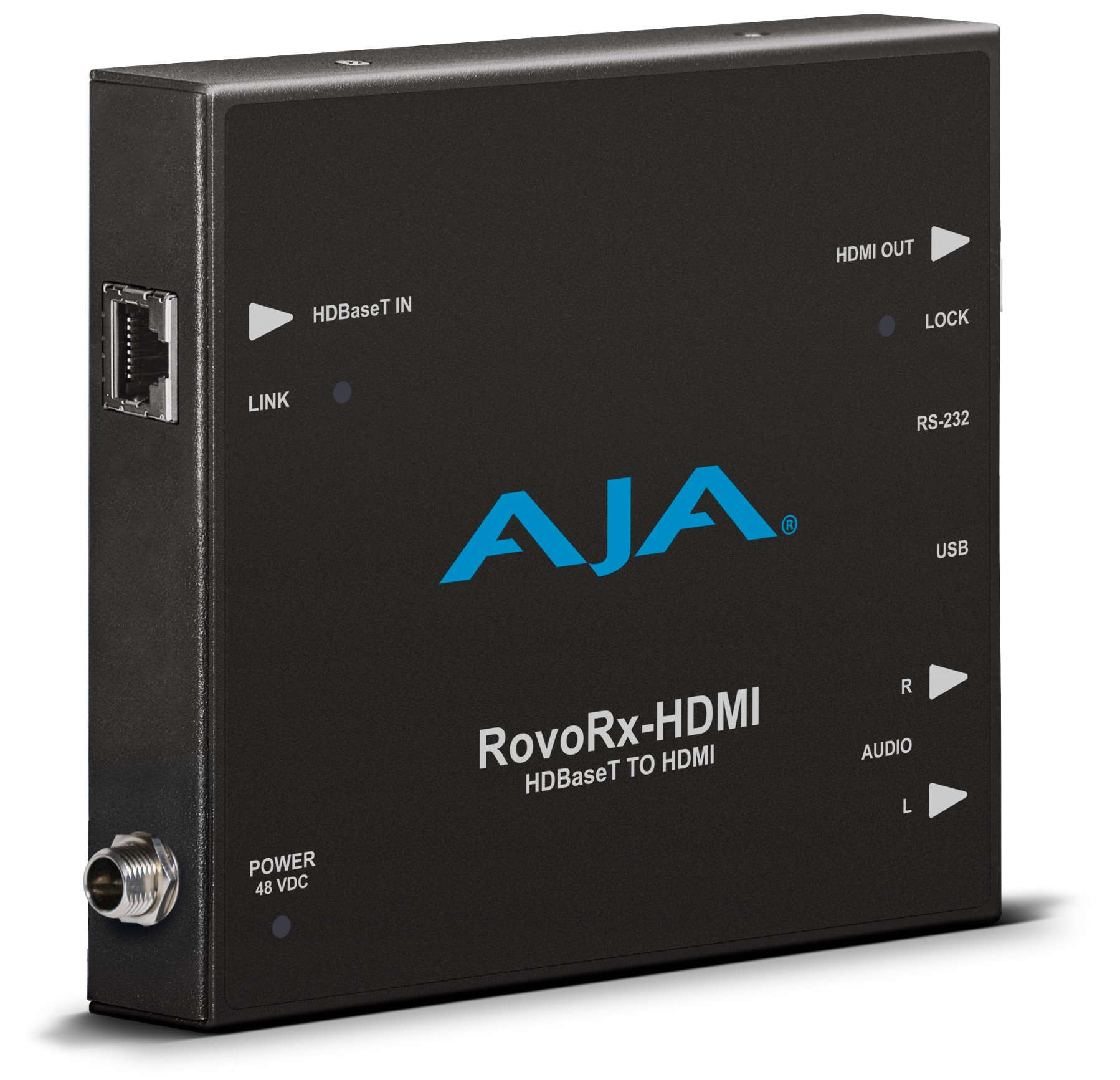 HDBaseT to HDMI (with PoH)