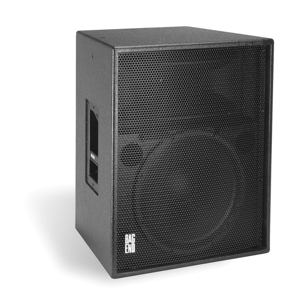 "15"" Portable Powered RO-TEX Speaker"