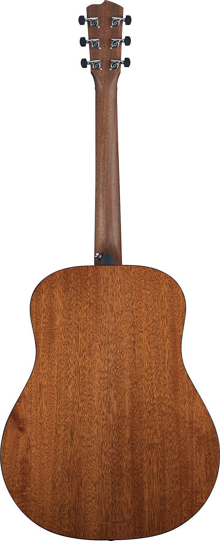 Acoustic-Electric Dreadnought Guitar