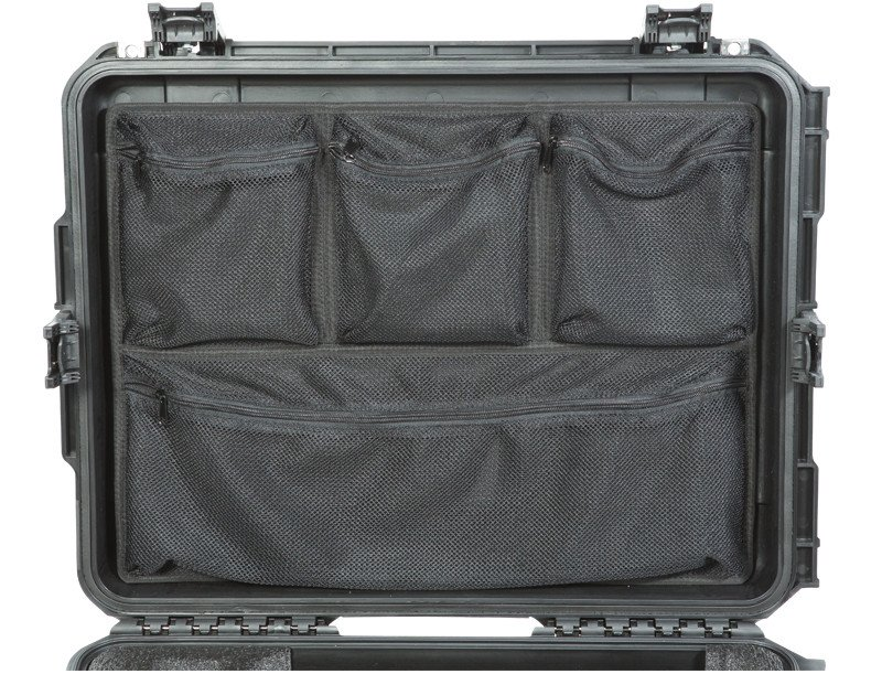 """iSeries Lid Organizer for 29""""x18"""" Cases"""