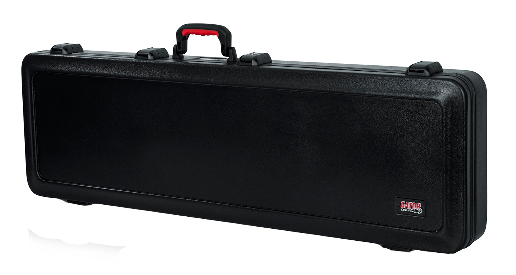 Gator Cases GTSA-GTRBASS TSA Series ATA Molded Bass Guitar Case GTSA-GTRBASS