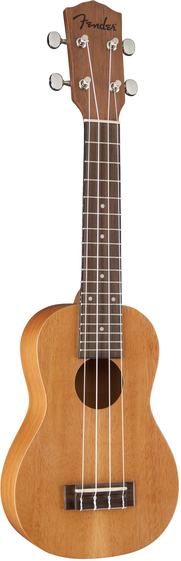 """Small Soprano-Style Ukulele, 13.6"""" Scale Length"""