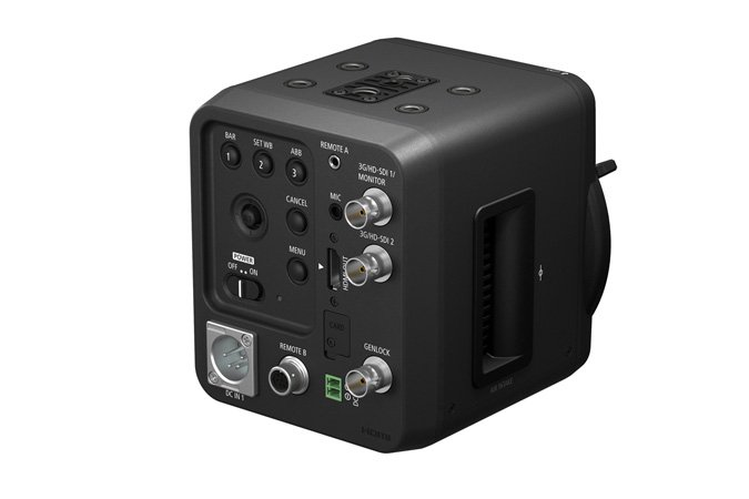HD Multi Purpose camera, EFmount