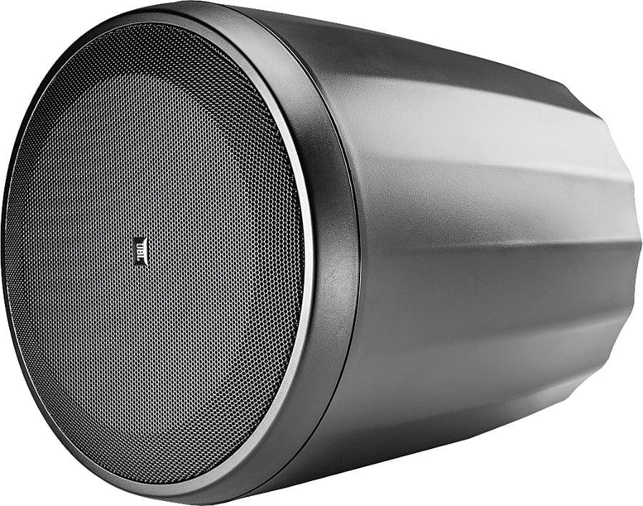 "4"" Black Compact Full-Range Pendant Speaker, Sold In Pairs"