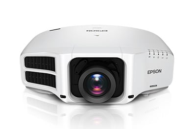WUXGA 3LCD Projector with 4K Lens