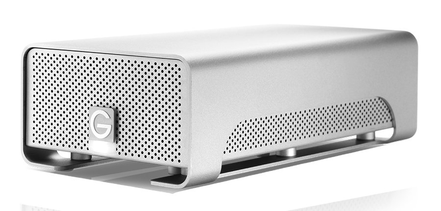 G-Technology G-RAID 8TB High-Performance Dual-Drive Storage System, USB3.0 / Firewire 0G03244