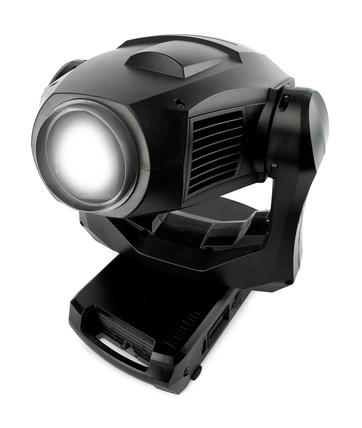 475W LED Profile Fixture with 2-Unit Flight Case